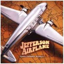 Jefferson Airplane: Plastic Fantastic Airplane, CD