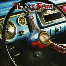 Texas Slim: Driving Blues, CD