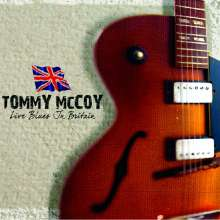 Tommy McCoy: Live Blues In Britain, CD