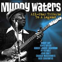 Muddy Waters: All-Star Tribute To A Legend, CD