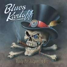 Blues Karloff: Ready For Judgement Day, CD