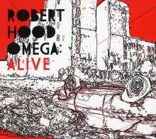 Robert Hood: Omega: Alive, CD