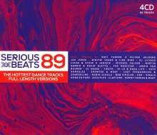 Serious Beats 89, 4 CDs