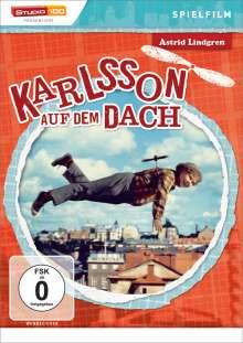 Karlsson auf dem Dach, DVD