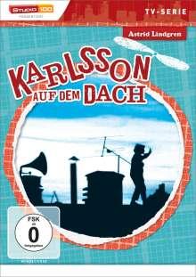 Karlsson auf dem Dach (TV-Serie), DVD