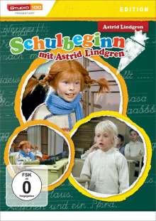 Schulbeginn mit Astrid Lindgren, DVD