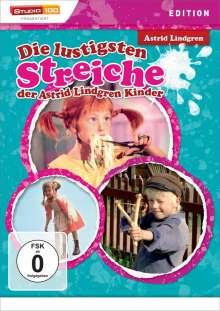 Die lustigsten Streiche der Astrid Lindgren Kinder, DVD