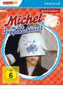Michel aus Lönneberga: Michel in der Suppenschüssel, DVD