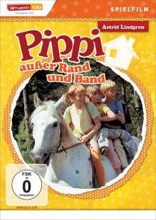 Pippi ausser Rand und Band, DVD