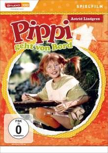 Pippi geht von Bord, DVD