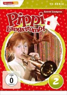 Pippi Langstrumpf DVD 2, DVD