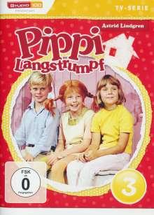 Pippi Langstrumpf DVD 3, DVD