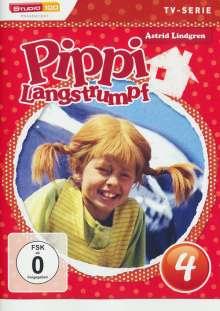 Pippi Langstrumpf DVD 4, DVD