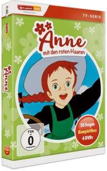Anne mit den roten Haaren (Komplette Serie), 4 DVDs