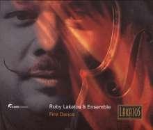 Roby Lakatos: Fire Dance, CD