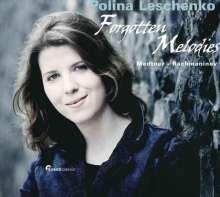 Polina Leschenko - Forgotten Melodies, Super Audio CD