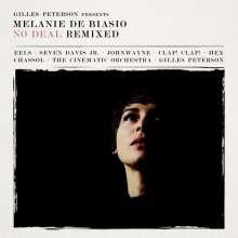 Melanie De Biasio: No Deal Remixed: Presented By Gilles Peterson, CD