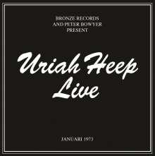 Uriah Heep: Live (180g), 2 LPs