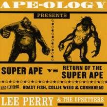 Lee 'Scratch' Perry: Ape-Ology Presents Super Ape vs. Return Of The Super Ape, 2 CDs