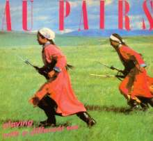 Au Pairs: Playing With A Different Sex, CD