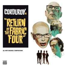 Corduroy: Return Of The Fabric Four, CD