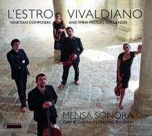 L'Estro Vivaldiano - Venetian Composers & their mutual Influences, CD