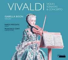 Antonio Vivaldi (1678-1741): Violinkonzert D-Dur RV 231, CD