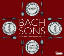 Bach Sons, CD
