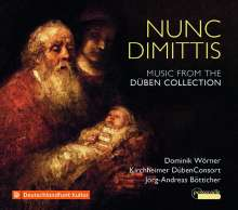 Nunc Dimittis - Music From The Düben Collection, CD
