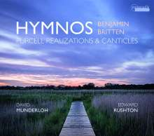 Benjamin Britten (1913-1976): Purcell-Realizations, CD