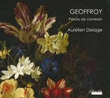 Jean-Nicolas Geoffroy (1630-1694): Pieces de Clavecin, CD
