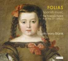 Folias - Spanish Music for Harpsichord from the 17th Century, CD
