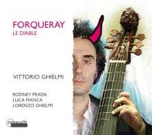 Vittorio Ghielmi - Forqueray Le Diable, CD