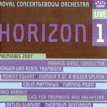 Concertgebouw Orchestra - Horizon 1, Super Audio CD