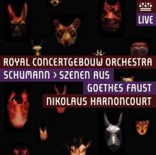 Robert Schumann (1810-1856): Szenen aus Goethes Faust, 2 Super Audio CDs