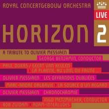 Concertgebouw Orchestra - Horizon 2, Super Audio CD