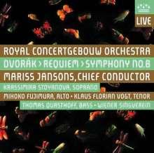 Antonin Dvorak (1841-1904): Requiem op.89, 2 Super Audio CDs