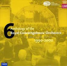 Anthology of the Concertgebouw Orchestra Amsterdam Vol.6, 14 CDs