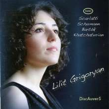 Lilit Grigoryan, Klavier, CD