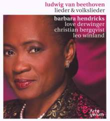 Barbara Hendricks - Beethoven, CD