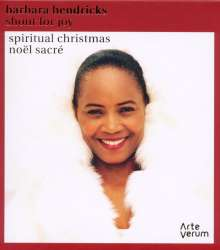 Barbara Hendricks: Shout For Joy: Spiritual Christmas, CD