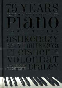 75 Years Ysaye & Queen Elisabeth Piano Competition, 5 CDs