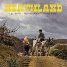 Alex Jonsson: Heathland, CD