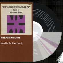 Elisabeth Klein - New Nordic Piano Music, CD
