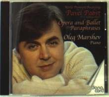 Pavel Pabst (1854-1897): Paraphrasen, CD
