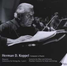 Herman David Koppel (1908-1998): Requiem für Solostimmen, Chor & Orchester op.78, 2 CDs
