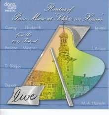 Rarities of Piano Music at »Schloss vor Husum« 2017, CD