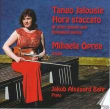 Mihaela Oprea - Tango Jalousie Hora staccato, CD