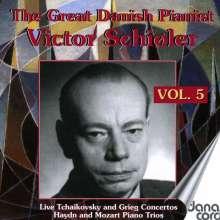 Victor Schiöler - The Great Danish Pianist Victor Schiöler Vol.5, 2 CDs
