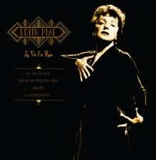 Edith Piaf (1915-1963): La Vie En Rose, LP